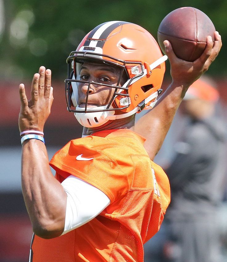 Cleveland Browns have Terry Talkin' orderly approach to QBs -- Terry Pluto (video, photos)   cleveland.com