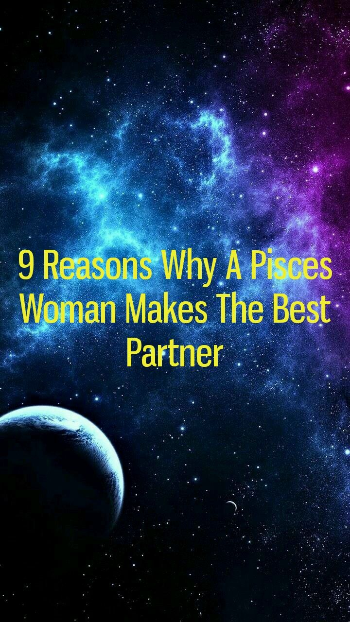 Best life partner for pisces woman