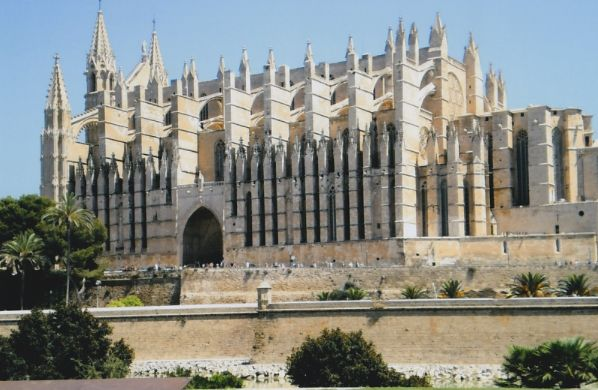 Mallorca Katedralen