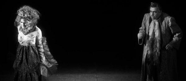 """""""Desdemona e Cola Cola"""" di Raffaele Nigro. Coreografie Mimmo Iannone,   Regia Vito Signorile"""