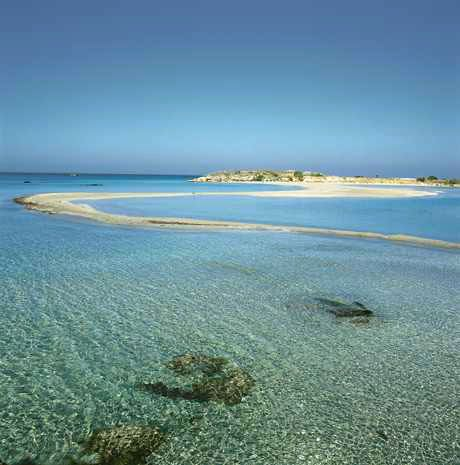 Elafonisi...exquisite beach