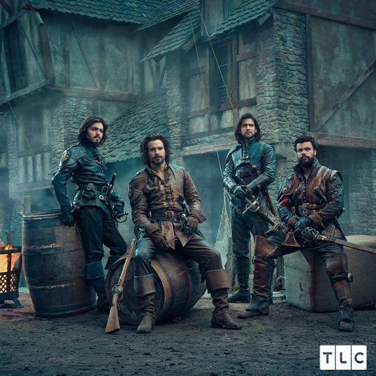 The Musketeers - Series III Promo [Full]