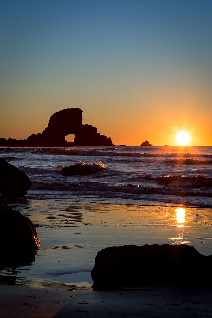 Fine Art Photography of the Oregon Coast