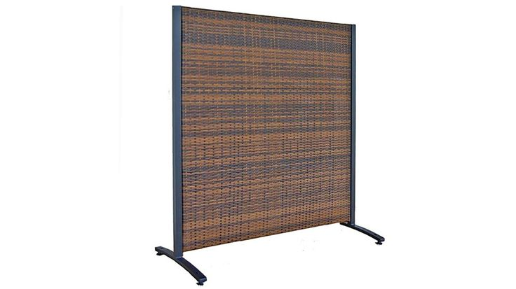 Top 25 ideas about portable partitions on pinterest for Portable patio privacy screens