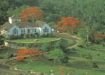 Good Hope Great House--outside of Falmouth, Jamaica