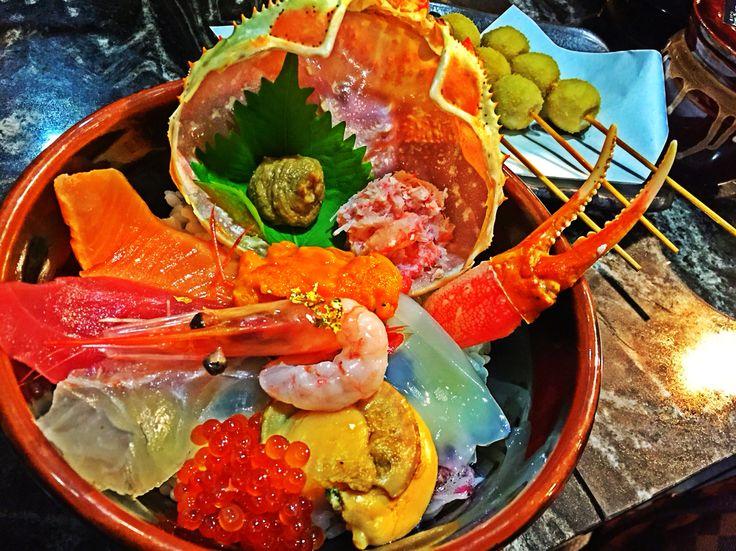 肉より海鮮派