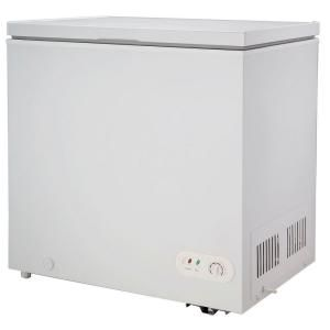 7.0 cu. ft. Chest Freezer in White-HMCF7W at The Home Depot
