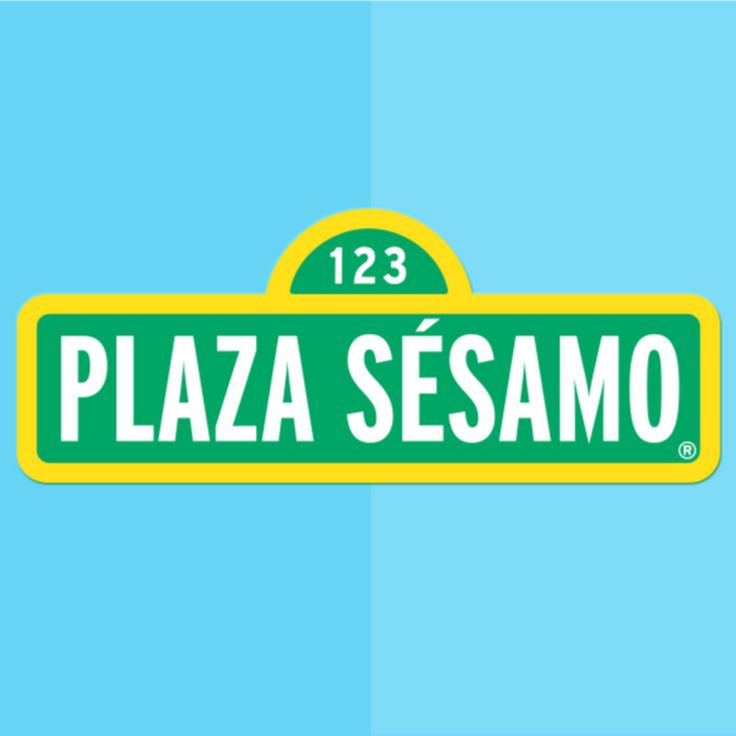 Plaza Sésamo en YouTube!