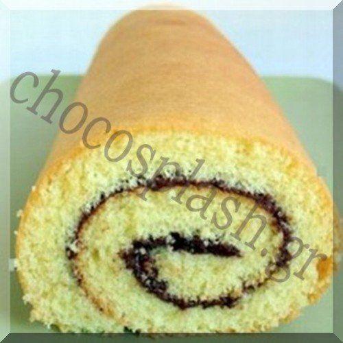 ΡΟΛΟ ΜΕ ΜΕΡΕΝΤΑ Ένα γλυκό με ελάχιστα υλικά που φτιάχνεται σε 20 λεπτά και αρέσει σε όλους!