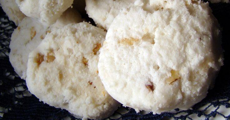 Angel Pecan Cookies