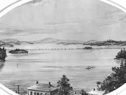 peterborough railway on Rice Lake - Google Search