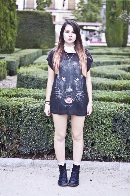 Look: Camiseta Zara - BeHepburn - Trendtation