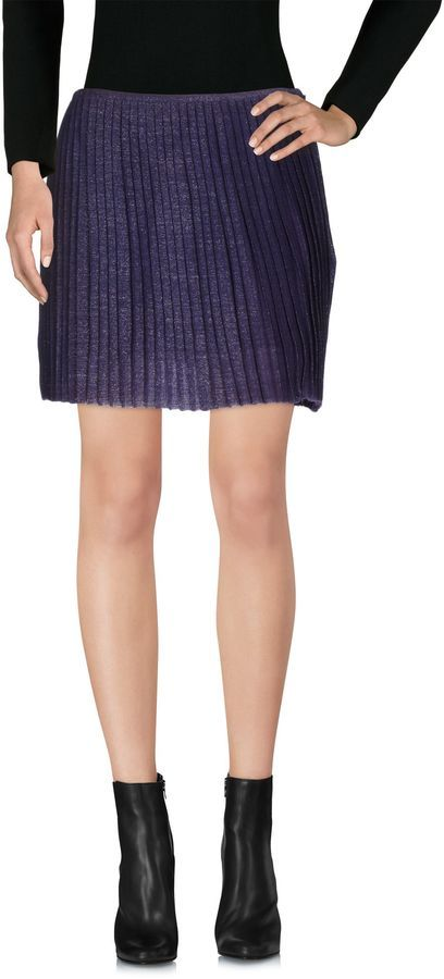 Soho De Luxe Mini skirts