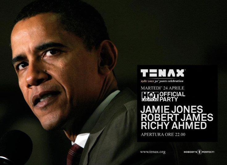 Hot Creations official party, Jamie Jones, Robert James, Richy Ahmed #tenax #florence #firenze #volatutto