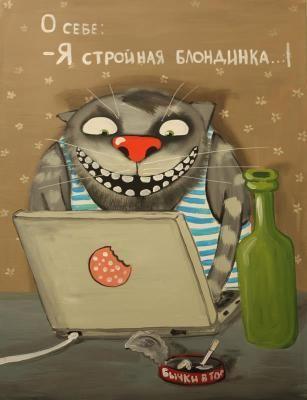 Комментарии к статье: Художник Вася Ложкин