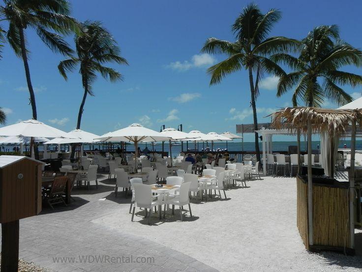 Snooks bayside restaurant and tiki bar key largo
