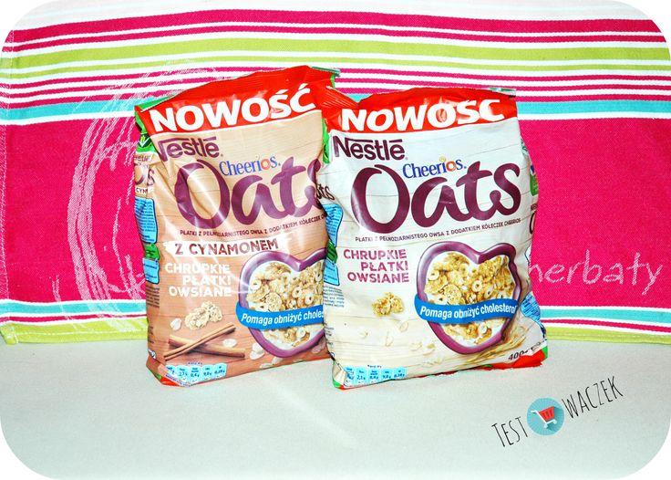 #Nestlé #CheriosOats #śniadanie #milk #mleko Ofeminin #płatki #cynamon #zdrowie #fit #healthy #pyszne #tasty #ambasadorka #testowanie #chrupiace Opinia na: www.testowaczek.blogspot.com