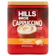 Hills Bros White Chocolate Caramel Cappuccino Drink Mix 16 oz  Pack of 5 -- Read more reviews of the product by visiting the link on the image. (This is an affiliate link)