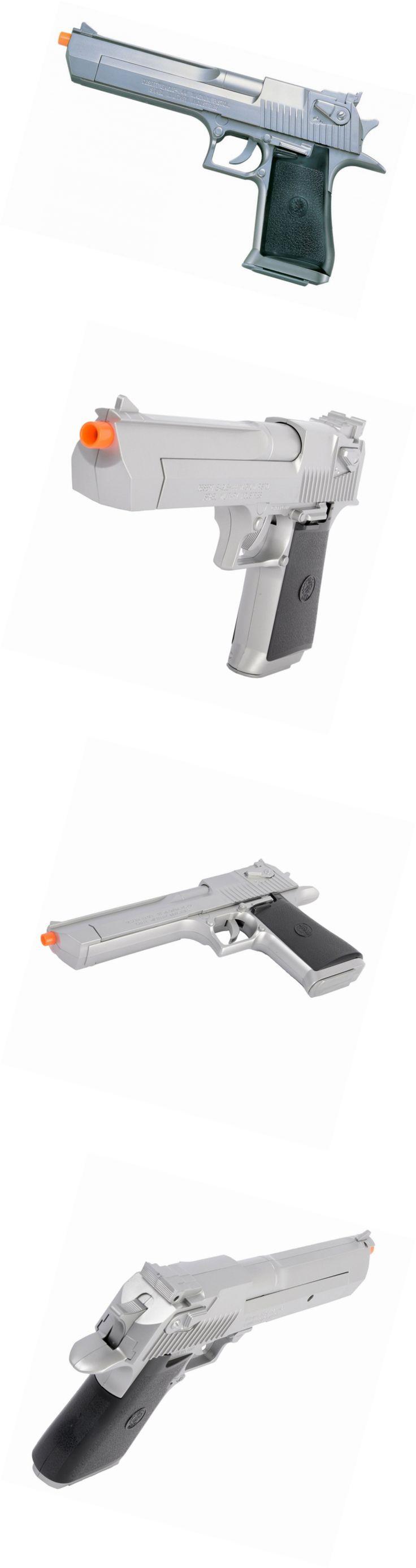 Pistol 160923: Soft Air Desert Eagle .44 Magnum Spring Powered Airsoft Pistol - Gun Pistols Toy BUY IT NOW ONLY: $33.99