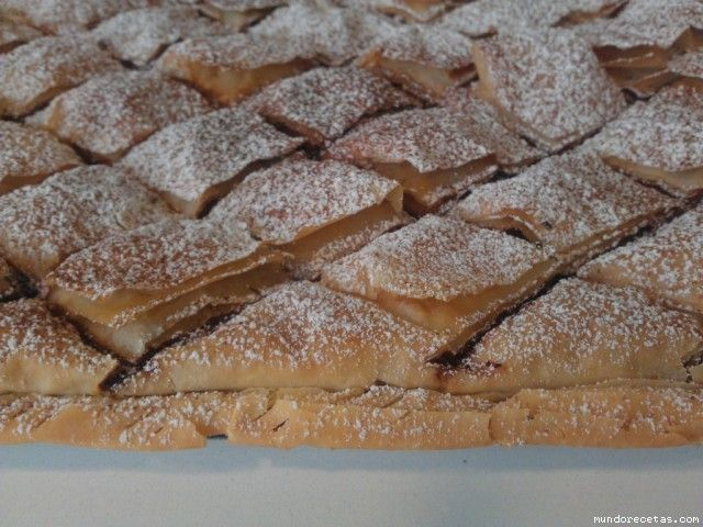 Baklava Marroqui: Pastela Moruna