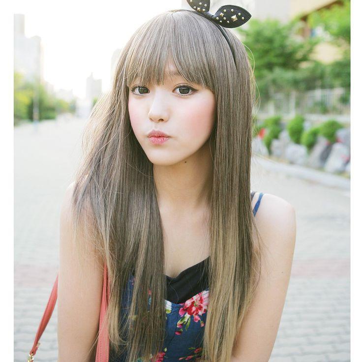 Japanese Hair Dye Google Search 머리 스타일 여자