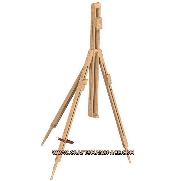 Wood Tripod Plans Free Download Complete Plan Folding