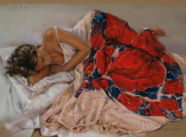 German Aracil 1965 | Spanish painter