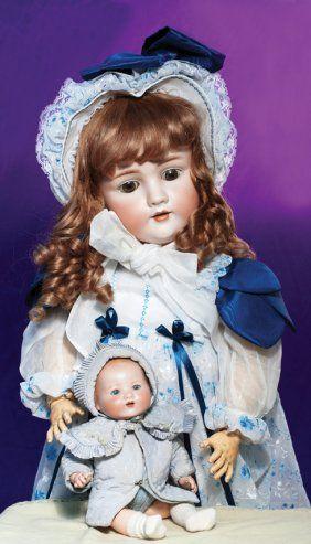 40 Best Antique German Dolls Images On Pinterest