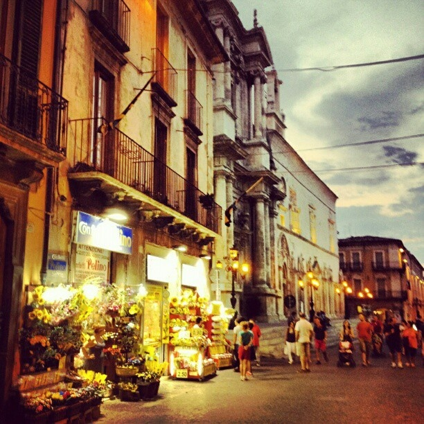 Thanks to Vittorio Grossi for this beautiful view of Sulmona!