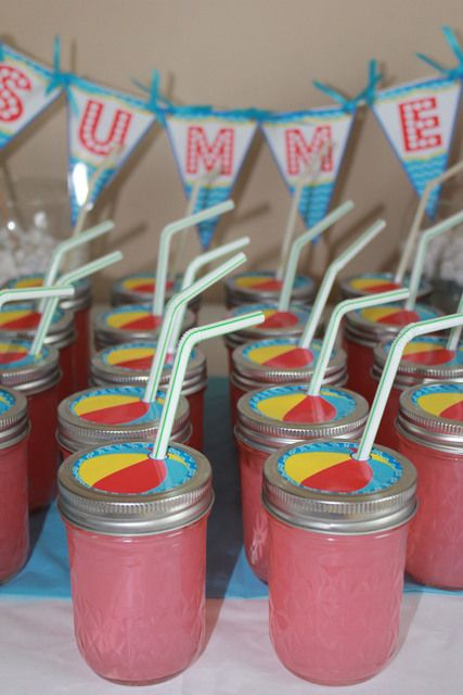 Water Party Summer Party Ideas