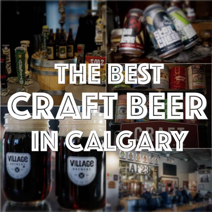 A guide to the best local craft breweries along with brew pubs and brew stores that are sure to satisfy your craft beer cravings!