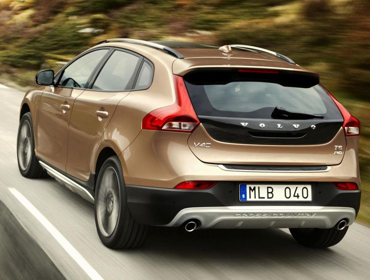 V40 Cross Country Volvo for sale - http://autotras.com