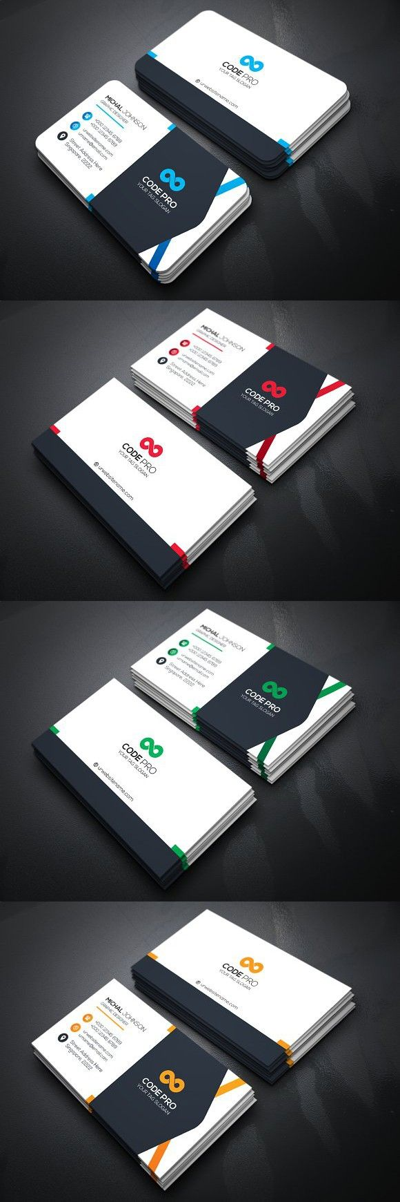 755 Best Design Business Cards Images On Pinterest Creative