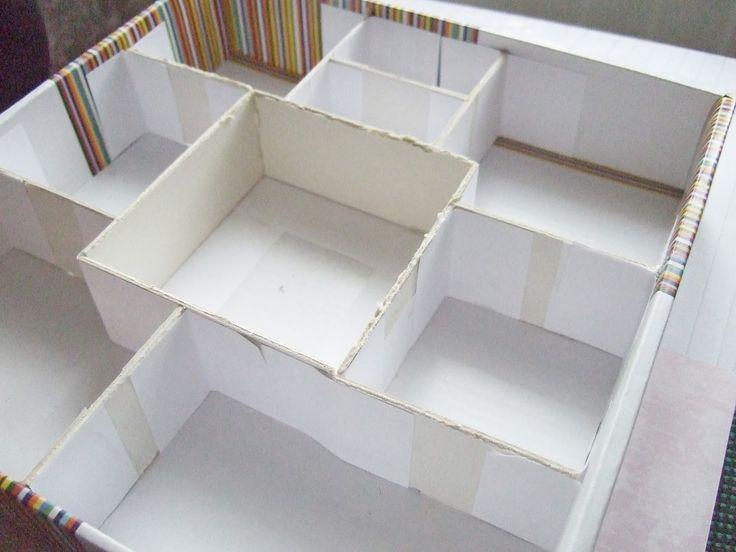 FLEUR design Blog: МК как сделать шадоубокс с нуля от Ольги Миринской.