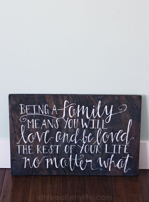 loving reclaimed wood signs from signed yours truly giveaway