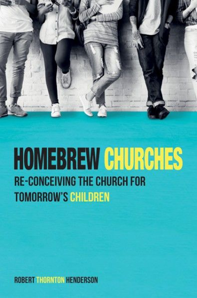 Homebrew Churches (Re-conceiving the Church for Tomorrow's Children; BY Robert Thornton Henderson; Imprint: Wipf and Stock). With the continual appearance of evidence that the emerging generation (the iGens) is not at all enamored of institutional churches, and is ignoring or forsaking them, it seemed a good time to take a step back, take a deep breath, and take a fresh look at what the church was intended to be and do in the New Testament document. The author spells out the landscape and...
