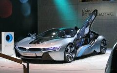 HD BMW i8 Wallpaper for Mobile Free Download