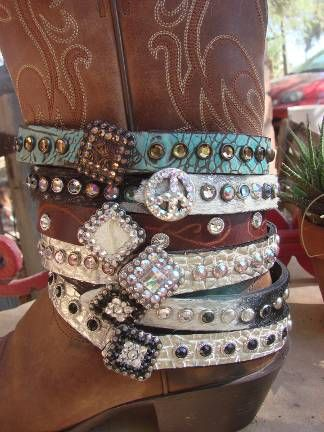 give old boots new life with boot bracelets