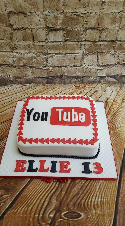You tube cake | Birthday party for teens, Fun birthday ...