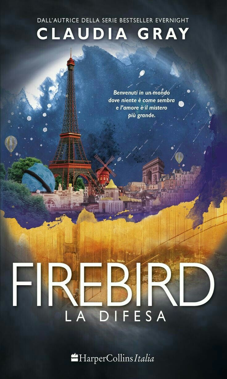 16. Firebird - La Difesa di Claudia Gray (Firebird #2)