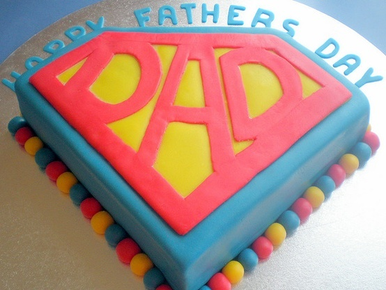 father day cookie cakes