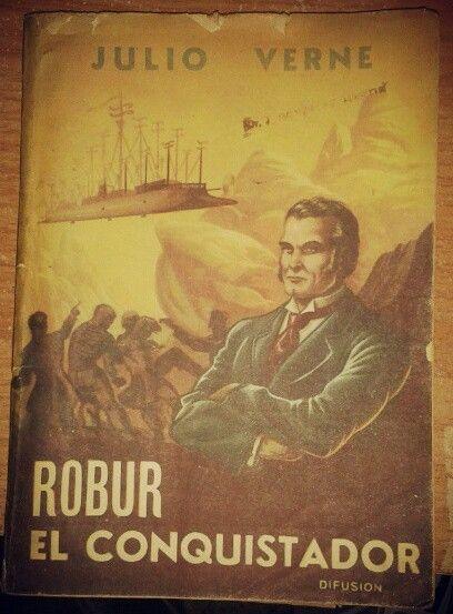 06/05/2014 ROBUR EL CONQUISTADOR Julio Verne Magnifico!
