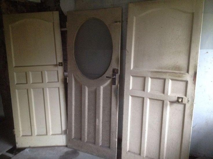 1950 s style internal doors vintage antique internal for 1950s front door styles