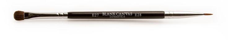 Blank Canvas Cosmetics Store - E27/28 Double Ended Mini Detailer/Eyeliner,