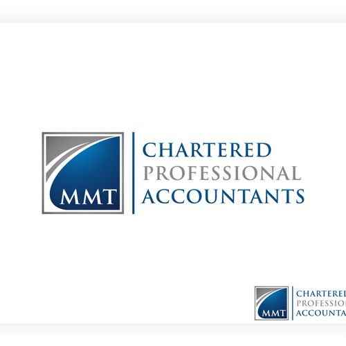 MMT Chartered Professional Accountants �20Create an inspiring logo for a professional accounting firm