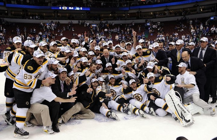 Stanley Cup Champions 2011
