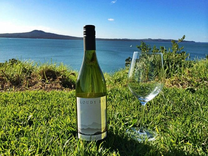 Check out this review of Cloudy Bay Sauvignon Blanc Review which goes with this stunning pic of Rangitoto Island in the background.