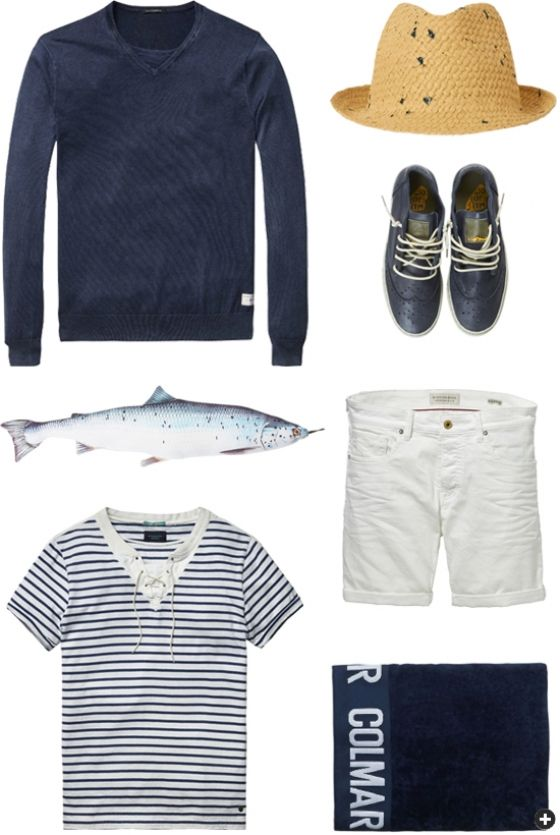 Rivièra Stripes and Blue for him | www.eb-vloed.nl