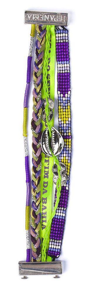 Brazilian bracelet HIPANEMA LEMON