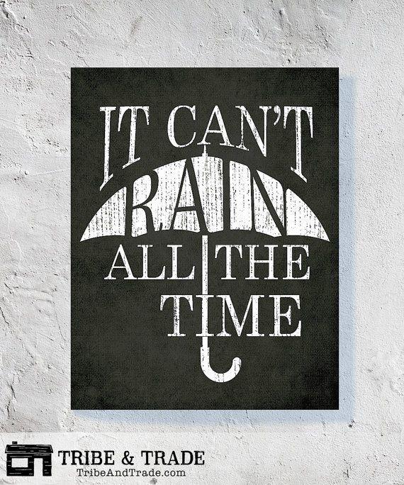 1000+ Quotes On Rain on Pinterest | Atticus finch, Rainy ...